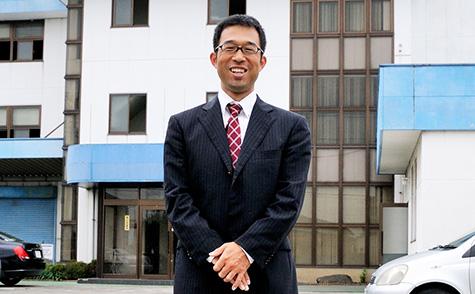 ユメックス株 モバイル・電子機器部式会社 グループリーダー 佐藤庄作様