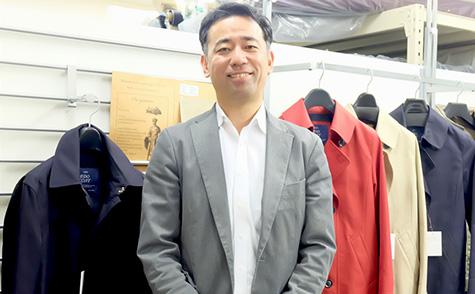 スタイルテックス株式会社 代表取締役 野原剛様